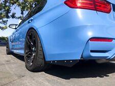 Carbon Fiber Bumper splitter Spoiler For BMW E90 E92 F30 F80 335i M3 M4 Diffuser
