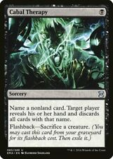 Cabal Therapy Eternal Masters NM Black Uncommon MAGIC GATHERING CARD ABUGames