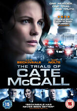DVD:THE TRIALS OF CATE MCCALL - NEW Region 2 UK
