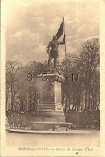 French Photo Image PC- Joan of Arc- Jeanne d Arc- Mehun sur Yevre- Banner- 15-30