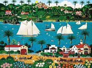 Buffalo Games Old California by Charles Wysocki - 1000Piece Jigsaw Puzzle by Puz