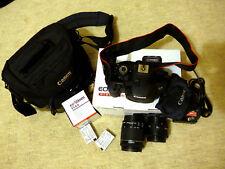 Canon EOS 700D 18.0MP DSLR con obiettivo 18-55mm e 50mm Plus Custodia