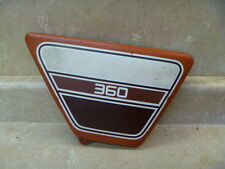 Yamaha XS360 XS 360 Used Right Side Cover 1976 #T-BX2