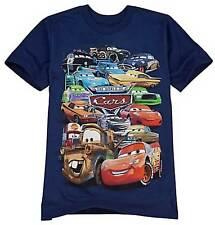 Disney Store Pixar Cars Organic T-Shirt 7/8