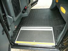 LTI TX4 Rear Replacement RUBBER Mat (2007-2010)