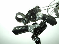 Suntour Accushift Shifters. New NOS 6 Speed Indexed With Friction