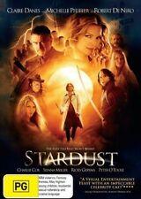 STARDUST - NEW & SEALED R4 DVD - ROBERT DENIRO, MICHELLE PFEIFFER, CLAIRE DANES