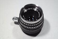 Exa - Exakta Domiplan Meyer-Optik Görlitz 50mm F2.8 + protecting filter
