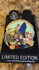 Disney HAPPY HALLOWEEN 2005 Disney Cruise Line LIMITED EDITION of 1000