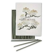 Incense Sticks Interior Fragrance Natural Organic Kousaido Japanese- Hanga Pine