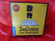10060. Sudoku  Das Brettspiel  -  Kosmos