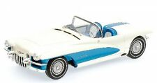 GM La Salle Roadster II (blanc-bleu) 1955
