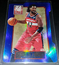 Nene 2013-14 Panini Elite ASPIRATIONS DIE-CUT Parallel Insert Card (#'d 28/50)