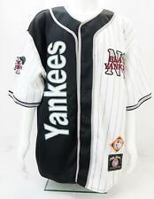 J-Head Black Yankees #35 Negro Leagues Baseball Museum Jersey Men's 2XL