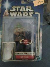 Attack of Clones Kit Fisto Jedi Master