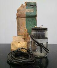 NOS 1955 Chevrolet Windshield Washer Kit OEM GM Vintage new old stock bottle box