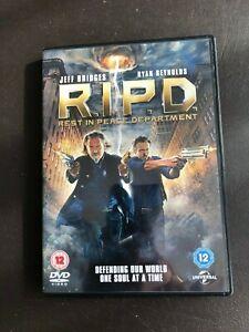 R.I.P.D.  [DVD] - DVD **Fast Dispatch  - Free Postage**