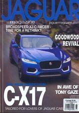 Jaguar Magazine no.5 2013 SS100 Jabbeke XK120 John Coombs Pebble Beach