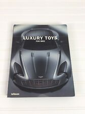 Luxury Toys For Men Teneues Glossy Cars Bentley Yacht Photography Aston Martin