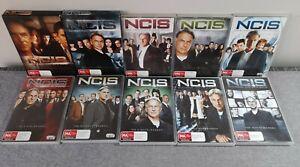 NCISseasons 1- 10 DVD bundle Reg 4
