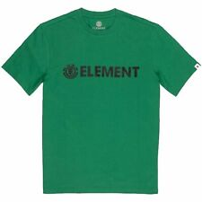 Element Blazin SS Tee Herren Kurzarm T-Shirt Amazon grün Neu