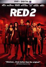 RED 2 (DVD, 2013)