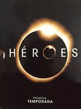 Héroes: PRIMERA TEMPORADA - Hayden Panettiere - Regions 1 & 4 DVD Box Set NEW!