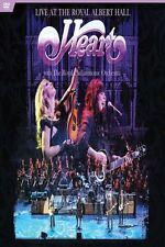 HEART LIVE AT THE ROYAL ALBERT HALL DVD (November 25th 2016) **FREE UK P&P*