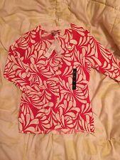 Banana Republic Women Cardigan Orange & White Sweater Size: XS New With Tag