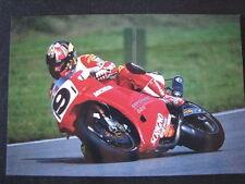 Photo Scrigno Ducati 888 1993 #9 Giancarlo Falappa (ITA) WSB Assen