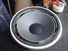 """1 - 12"""" Magnesium Cast Woofer with 2"""" Voice Coil from Ess Eclipse B122 Speaker"""