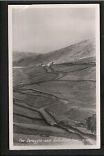 The Struggle and Kirkstone Pass 1940's ? Postcard ~ Cumbria