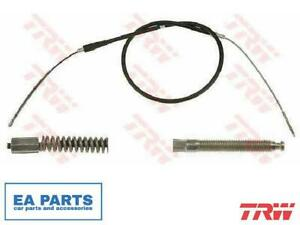 Cable, parking brake for SEAT VW TRW GCH2319