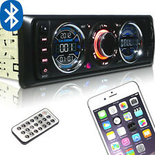 Gearflag single din car stereo player bluetooth for iPhone 5/6 detachable 892BT