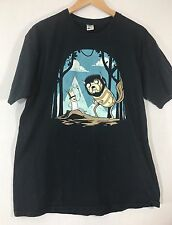 King Max Where the Wild Adventures Are T-Shirt Sz L Wild Things Parody