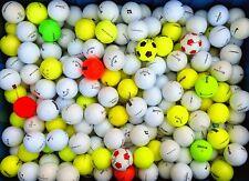 50 Golf Balls 5A Titleist Callaway Bridgestone TaylorMade ProV1 etc PREMIUM MIX