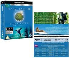 Planet Earth II Blu-ray 4k UHD 2017