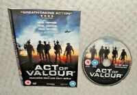 Act Of Valour (DVD DISC & SLEEVE ONLY)