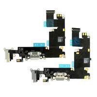 For iPhone 6 Plus USB Charging Port Dock Mic Headphone Flex Cable New