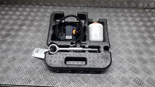 VOLVO S60 BOOT TOOL BOX TIRE INFLATOR KIT AIR PUMP TOW EYE 31200626 2017