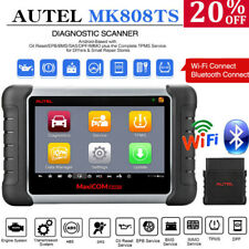 Autel MK808TS Complete TPMS All Systems Service OBD2 Car Diagnostic Scan Tablet