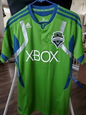 Adidas Seattle Sounders Youth Jersey Youth XL- 15~16 years