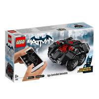 76112 LEGO Batman App-Controlled Batmobile 321 Pcs Age 8+ DC Comics Super Heroes