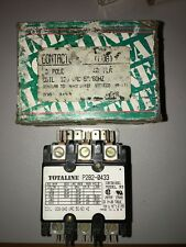 Totaline P282-0433 3-Pole Contactor 40A @208-240v Coil w/Free Shipping