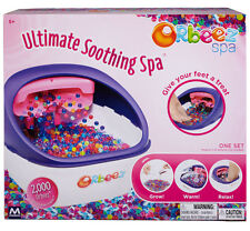 NEW ORBEEZ Ultimate Soothing Spa Foot Massage 5+ Girls Maya Toy Group
