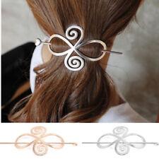 Long Hair Slide Clip Bun Holder Hairpin Dress Stick Shawl Pin Hair Accessories
