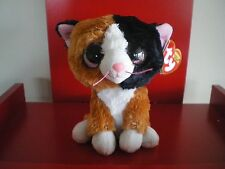 Ty Beanie Boos TAURI the cat 6 inch  NWMT.  BRAND NEW JUST ARRIVED..
