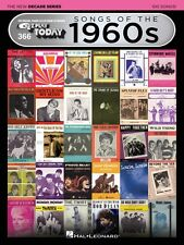 Songs of the 1960s The New Decade Series Sheet Music E-Z Play Today Vo 000159572