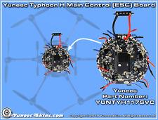Yuneec Typhoon H ESC Circuit Board/PCB/ESC Board YUNTYH117SVC
