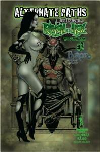TAROT WITCH OF THE BLACK ROSE #123 CVR B - THE LOST ISSUE!